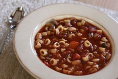 One of our favorite soups