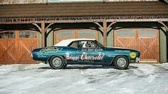Most expensive Chevelle ever 2.9 Million super low mile LS 7 1970 Chevelle Convert.