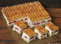 Ciasto dla leniwych w 10 minut - Obżarciuch Cakepops, Cupcakes, I Foods, Tiramisu, Ale, Waffles, Food And Drink, Sweets, Baking