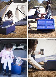 Anywhere Fridge: Portable, Solar Fridge-Freezer! | Indiegogo