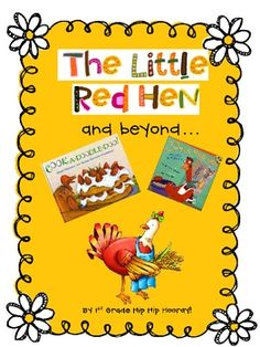 Did you know the Little Red Hen was a Great Grandmother - 16 pages - $2.00