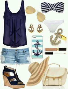 Love this look especially the shorts!