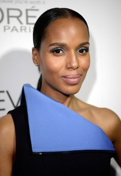 Kerry Washington at the 2014 ELLE Women in Hollywood Awards. http://beautyeditor.ca/2014/10/26/elle-women-in-hollywood-2014
