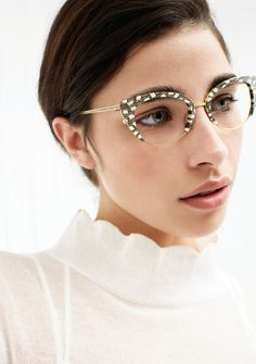 Introducing STELLA, KREWE's one-of-a-kind custom acetate created in collaboration with the artisans at Mazzucchelli. With nine silhouettes, this one-of-a-kind collection is available now.