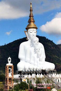 Temple(วัดผาซ่อนแก้ว) Lampang North THAILAND www.touraseanworl...