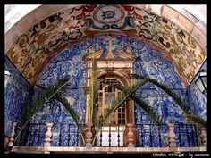 Entrance @ Óbidos, Portugal