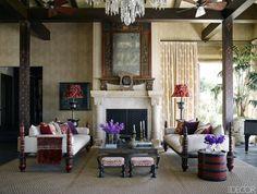 Malibu California Home Tour - Martyn Lawrence Bullard Designed LA Home