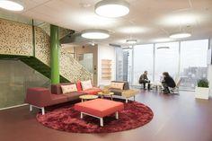 Felleskjøpets hovedkontor i Lillestrøm, Snøhetta Arkitekter