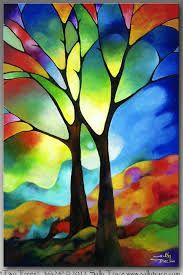 Image result for glass paintings