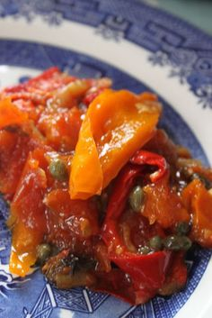MsMarmiteLover: Recipes: Pepperonata