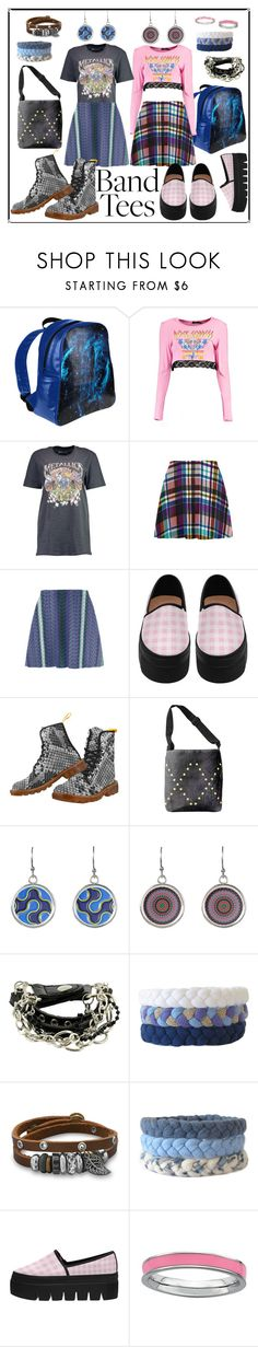 """""""Rockstar"""" by heartofcandy ❤ liked on Polyvore featuring Boohoo, Blue Tattoo and BillyTheTree"""