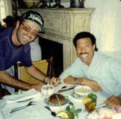 George Michael e Lionel Richie