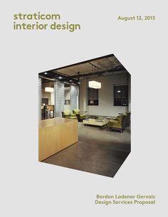 Bruce Mau Design – Straticom identity system