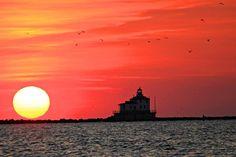Lighthouse, ashtabula