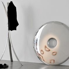 Miroir design RONDO - ZIETA PROZESSDESIGN