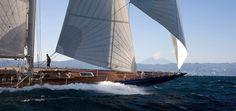 J Class Yachts : JK4 : Endeavour