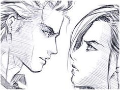 Chaol and Celaena...idk I feel like this's seems more like Jace and Clary!