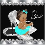 diamonds and pearls baby shower - Google Search