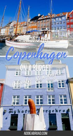 Think you can't travel to Copenhagen on a budget? Think again! Check out this blog post and budget breakdown of everything we spent over the course of 3 days in Copenhagen, Denmark | Budget Travel
