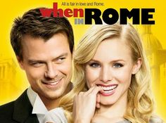 When In Rome Movie   below a new series of clips of When in Rome, the upcoming comedy movie ...