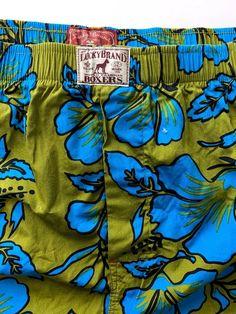 64e844a159 LUCKY Brand Men's Dungarees Boxers DEADSTOCK rare 1990s VTG - Shorts Trunks  #LuckyBrand #Lounge