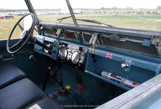 Land Rover Series II SWB 1958-1961