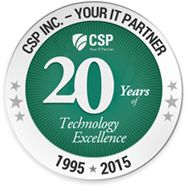 On April 9th, Computer Service Partners Inc. (CSP) celebrated our 20th anniversary with an open house and Masters viewing party.  CSP, Inc. 1310 Nowell Road Raleigh, NC 27607 919.424.2000