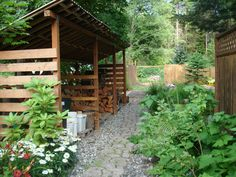 These indoor firewood storage ideas will help you pick the perfect rack for your firewood, keeping your home beautiful without leaving you broke. Firewood Storage, House Yard, Wood Shed, Hobby Farms, Garden Inspiration, Homesteading, Backyard, House Styles, Smokers