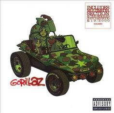 This is an Enhanced CD which contains regular audio tracks and multimedia computer files. Gorillaz: 2D, Noodle, Russel, Murdoc (a.k.a. Damon Albarn, Del Tha Funky Homosapien, Sky Edwards, Dan The Auto