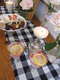 Strawberry smash cocktail recipe