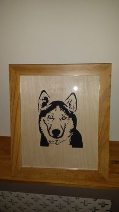 husky frame Available Online To Buy From CUT N SCROLL For A Great Deal On husky frame Or Any Other Unique Handmade Craft Gifts And Creative Gift Ideas Visit Stallandcraftcollective.co.uk #209