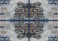 David Hanauer: Google Earth Worldwide Carpets.
