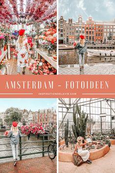 Meine Amsterdam Foto Ideen und Instagram Spots - Plane deinen Amsterdam Städtetrip und entdecke Sehenswürdigkeiten, Restaurants, Aussichtspunkte und die besten Instagram Fotospots für deine Reise nach Amsterdam. Lese meine Geheimtipps für Amsterdam. Schlendere entlang der Grachten, besuche den Bloemenmarkt in Amsterdam, den Hortus Botanicus und die besten Cafés und Restaurants in Amsterdam mit meinen Amsterdam Tipps. #amsterdam #reiseführer #instagram #inspirationdelavie #reisetipps…