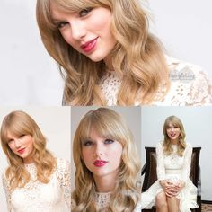 Her hair is gorgeous in these pictures