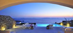 #Travel in Style - Blue Villas Luxury Collection Santorini http://www.bluevillascollection.com/santorini  #traveltip #vacation #Holiday