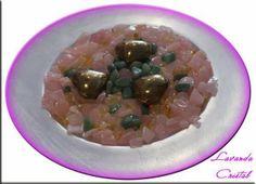 actualidadlatinbloggers: Lavanda Cristal Online: Jardín de Cristales