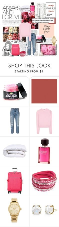 """Neverland's home to lost boys like me, and lost boys like me are free"" by fashionprincess46 ❤ liked on Polyvore featuring Belleza, York Wallcoverings, Levi's, Miu Miu, Joop, GE, Kipling, Chicnova Fashion, Michael Kors y country"