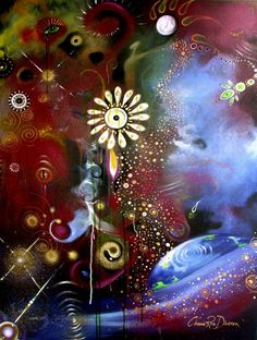 'Escapism' — Radiohead (Rock Art Series) by Cherie Roe Dirksen Cosmic Art, South African Artists, Art Series, Selling Art, Art Portfolio, Rock Art, Art Blog, Saatchi Art, Original Paintings