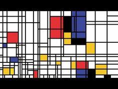 ▶ Die ideale Wirklichkeit - Piet Mondrian - YouTube