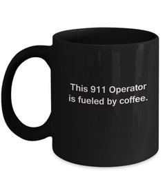 Attendant gifts mug fueled by coffee -Funny Christmas Gifts - Funny Black coffee mugs 11 oz Funny Christmas Gifts, Christmas Humor, Funny Coffee Mugs, Coffee Humor, Mugs Set, Tea Mugs, Unique Funny Gifts, St Patricks Day Quotes, Black Coffee Mug