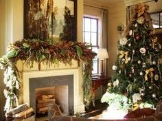 Decoration : Southern Living Christmas Decorations With Fireplace Southern Living Christmas Decorations Houses Decorated With Christmas Lights' Christmas Tree Decorations' How To Decorate A Christmas Tree as well as Decorations Christmas Decorations For The Home, Christmas Mantels, Cozy Christmas, All Things Christmas, Christmas Holidays, Holiday Decorating, Christmas Trees, Southern Living Christmas, Southern Living Homes