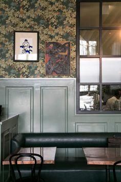 inspiring decor at cafe birdie. / sfgirlbybay