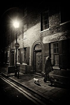 Jack the Ripper Walking Alone, Picture Show, Dark Side, Silhouettes, Shadows, The Darkest, Scary, England, Earth