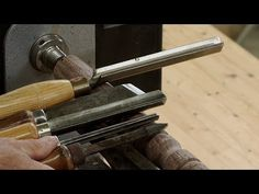 Understanding a Starter Set of Lathe Chisels   Woodworkers Guild of America - YouTube
