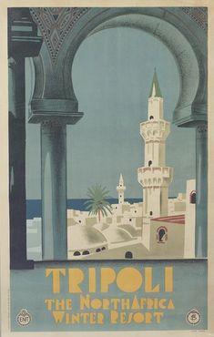 Tripoli, Circa 1930.
