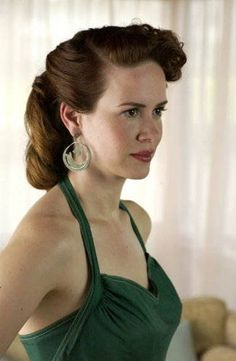 Sarah Paulson in The Notorious Bettie