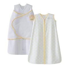 HALO SleepSack 100% Cotton Swaddle and Wearable Blanket G...