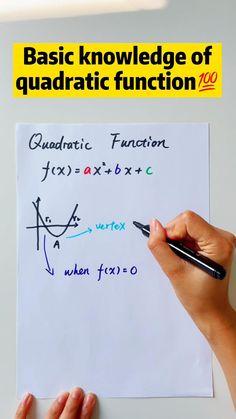 Math Work, Fun Math, Math Class, Teaching Reading, Teaching Math, Math Tutorials, Math Hacks, Math Tips, Maths Exam