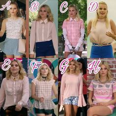 Welches rosa Outfit gefällt euch am besten? Que outfit rosa te gusta mas? Which pink outfit do you like most? Casual Work Outfits, Pink Outfits, Work Casual, Disney Channel, Ambre Soy Luna, Ambre Smith, Betty Cooper Outfits, Son Luna, Fashion Tv