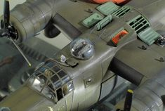 Scratchbuilt: Superdetailed B-24 Liberator model